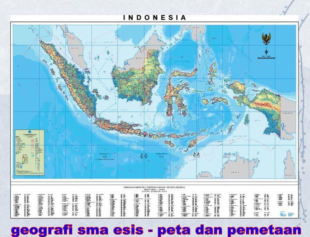 Untuk itu dengan adanya kumpulan gambar peta ini bisa menjadi perantara untuk anda yang ingin mengetahui lebih tentang peta daerah di luar anda, khususnya daerah indonesia. 1 Pengetahuan Peta Peta Materi Pengertian Jenis Peta Komponen Ppt Download