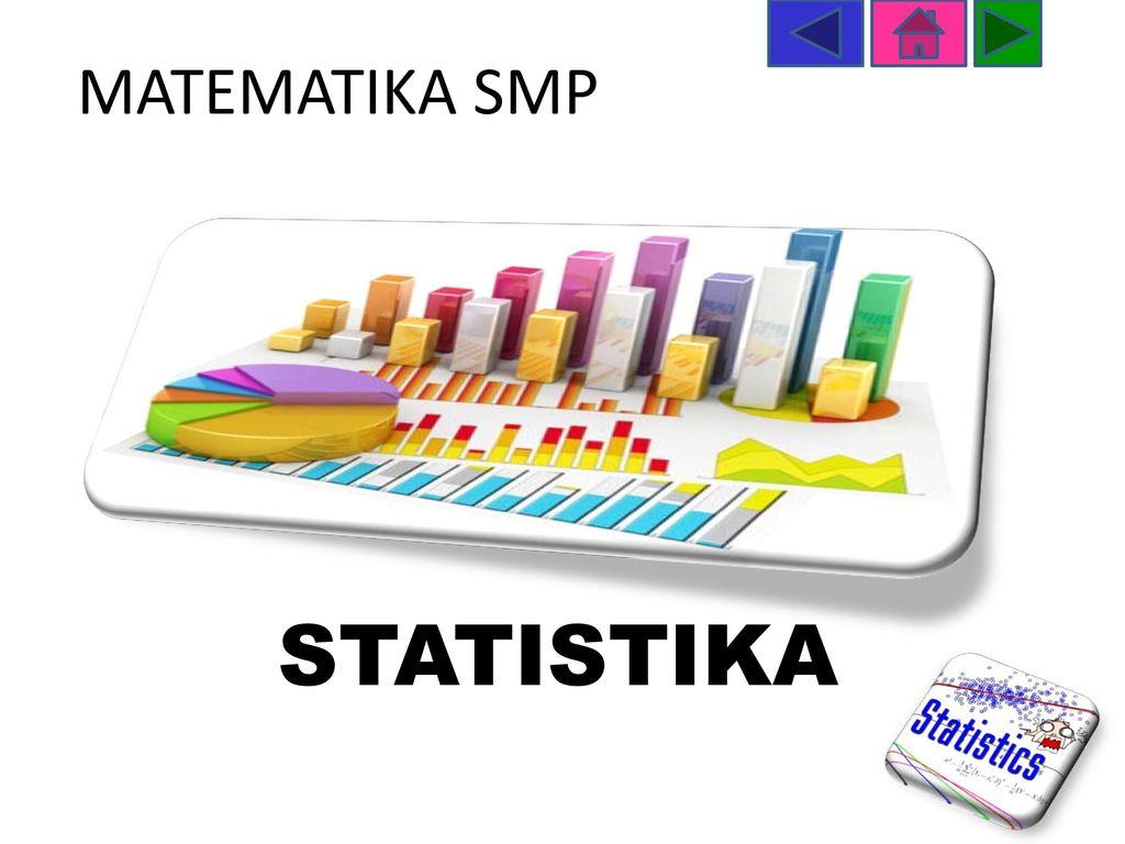 Diagram gambar (pictogram) · 7. Matematika Smp Statistika Ppt Download