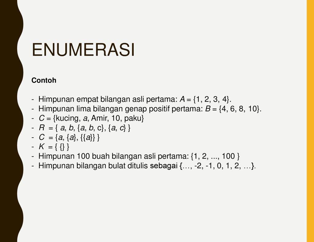 Himpunan bilangan irrasional (tak terukur) ditulis : Rizki Muliono S Kom M Kom Ppt Download