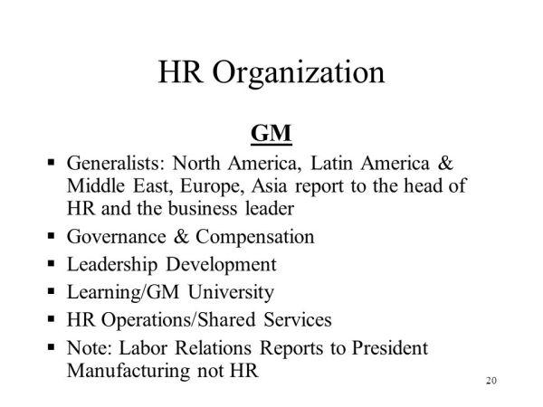 La direzione e la gestione strategica del personale - ppt ...