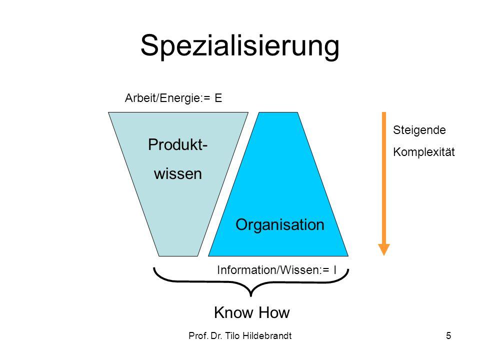 Resultado de imagen de spezialisierung arbeit