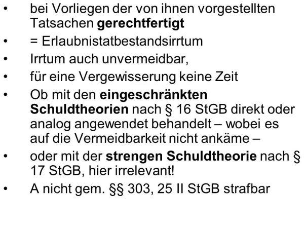 Klausur S 345 Strafrecht SS ppt video online herunterladen