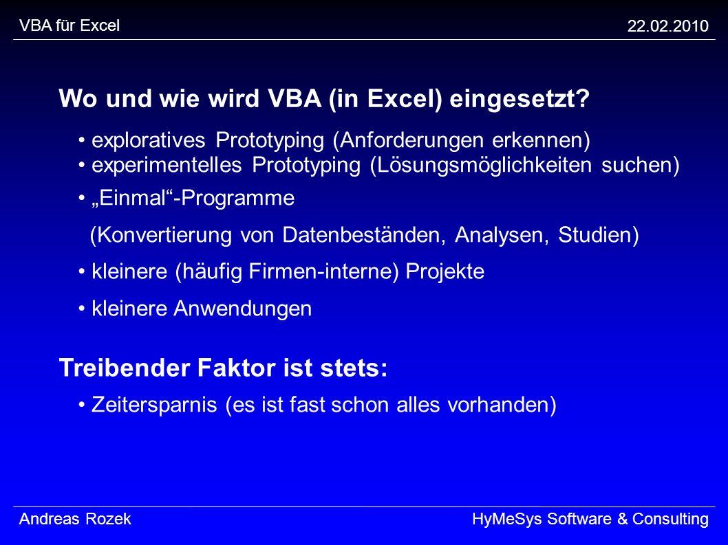 Vba Excel Worksheet Zuweisen