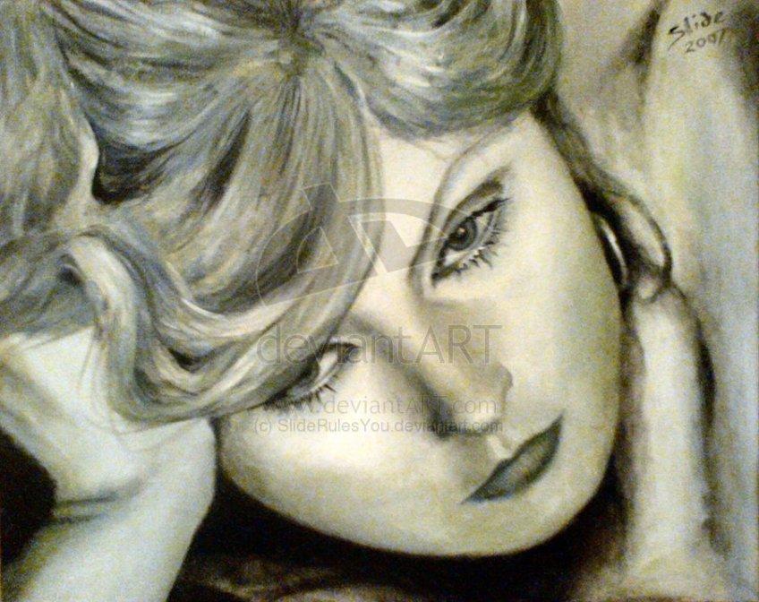 """Kirsty MacColl, 2007"" by Ms Slide"