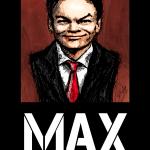 """""""Max Keiser, 2014"""" by Ms Slide"""