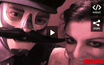 Click to view video on Bizarre Website