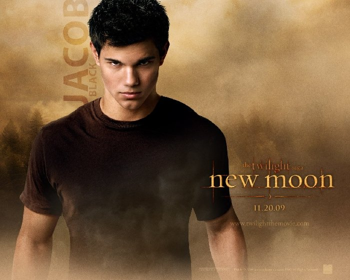 Jacob in New Moon