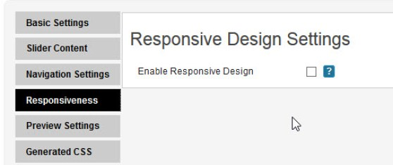 Enable Responsive Design of Testimonial Slider