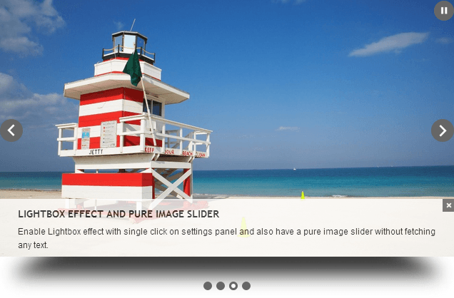 Create WordPress Slider by Auto Fetching Images from Posts