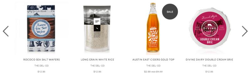 Showcasing WooCommerce Products inside a Responsive WordPress Slider