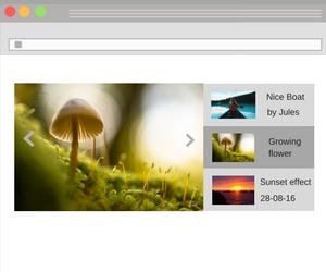 19+ Free and Premium jQuery WordPress Sliders