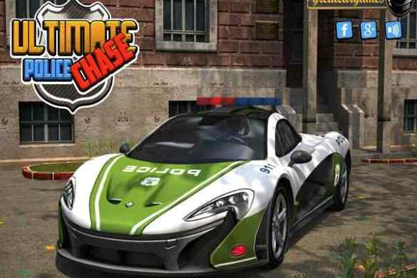 Car Racing Games  Play Online Car Games Free   Atmegame com Play Online Ultimate Police Chase