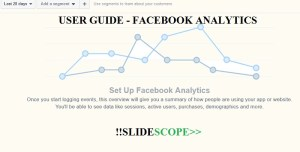 How to integrate Facebook analytics on website
