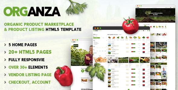 organic-market-website