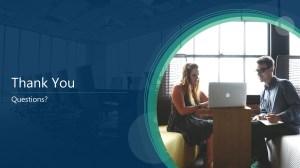 Clean Circular PowerPoint Premium Template – SlideStore