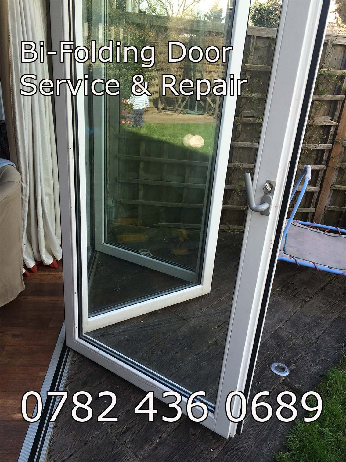 Bi-folding Doors & Bi-Folding Door Repair - Sliding Balcony and Patio Door ...