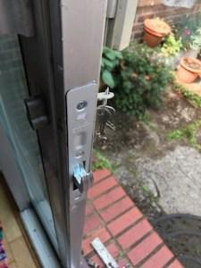sliding patio door lock willesden Green