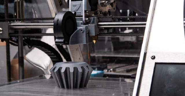 3d Printing-New technology in mechanical engineering