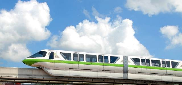 Picture of Monorail- Innovation of steam engine