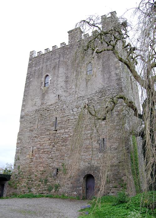 Ballaghmore Castle