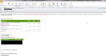 Termin realizacji w mailu potwierdzającym złożenie zamówienia
