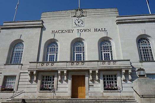 The new Town Hall