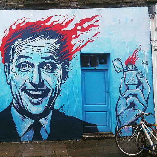 New art on Hanbury Street