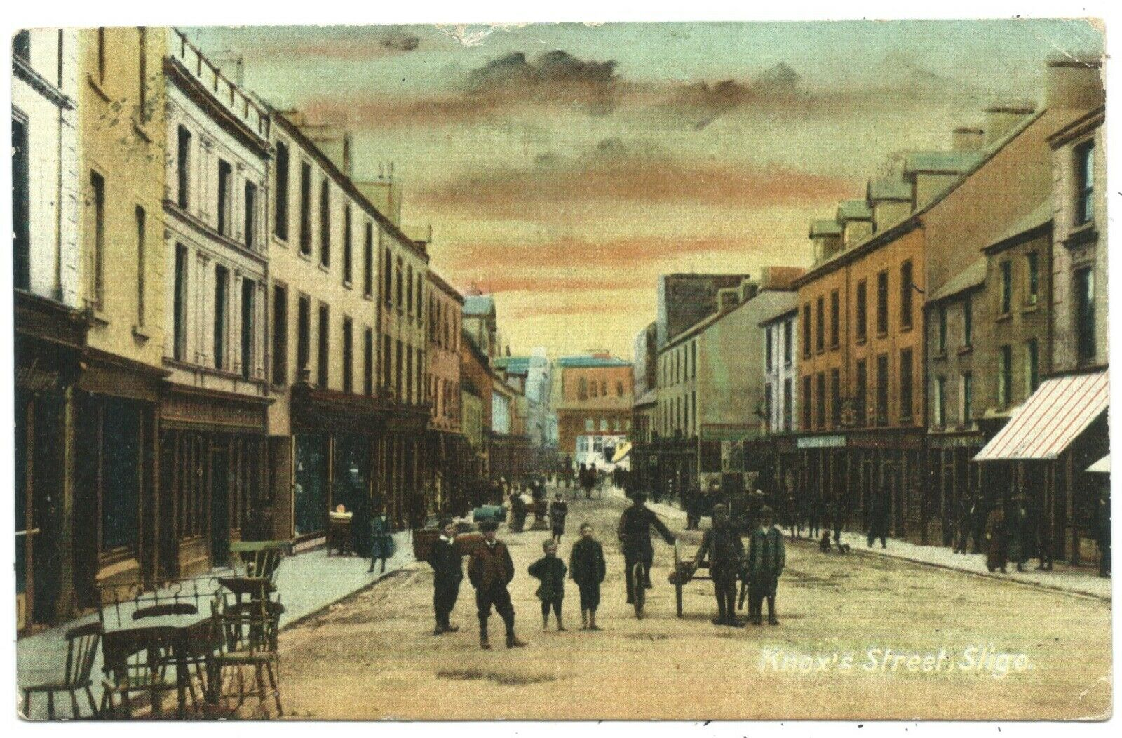 Merchants of Sligo – Higgins & Keighron