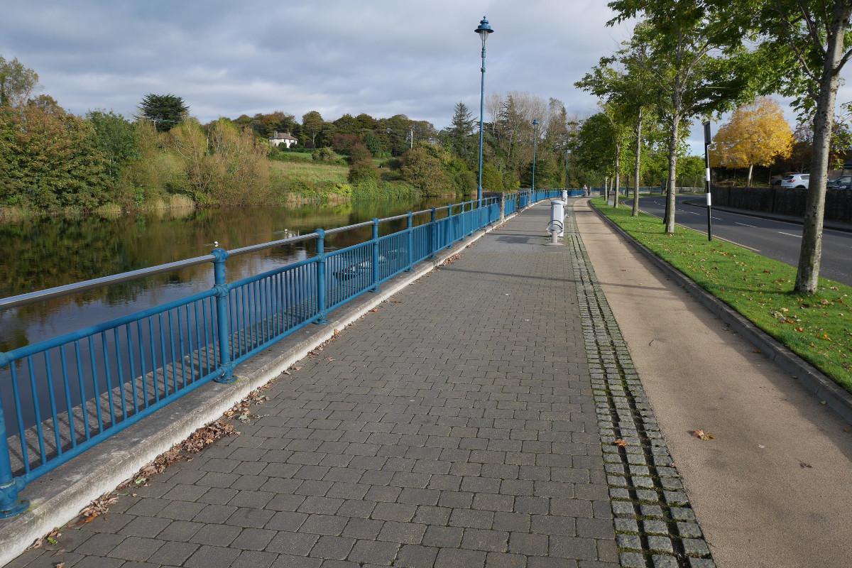 Garavogue River Doorly Park