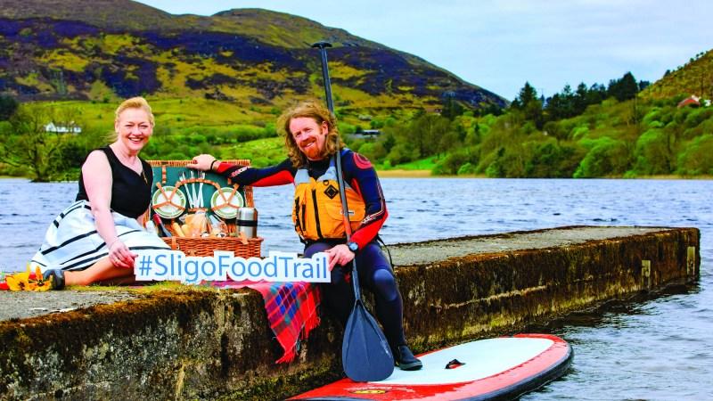Walking along the Sligo Food Trail