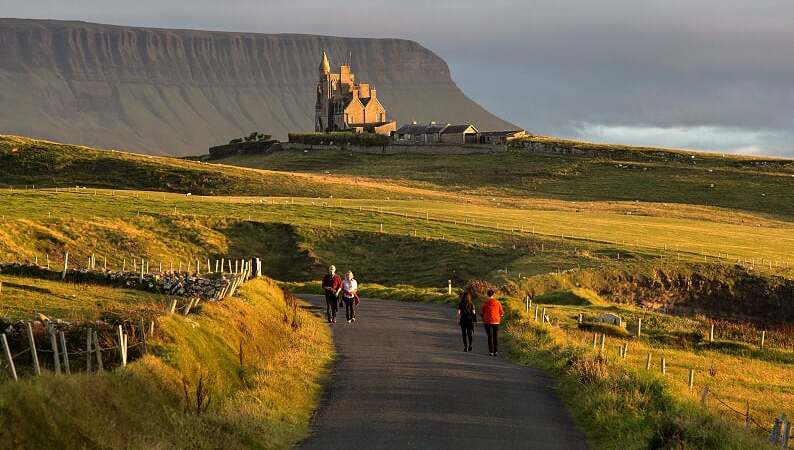 5 Sligo Walks to do this St. Patrick's Weekend