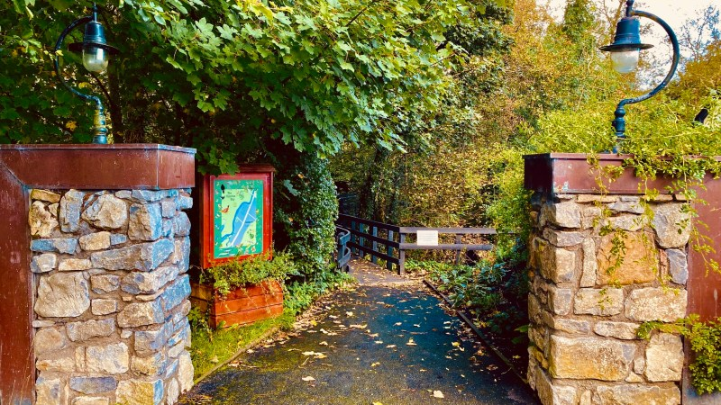 Coolaney River Walk Nears Completion