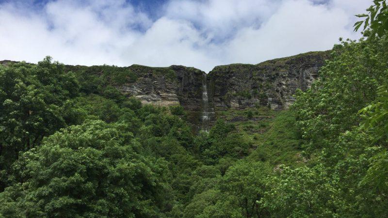 Visit Ireland's Highest Waterfall in Sligo
