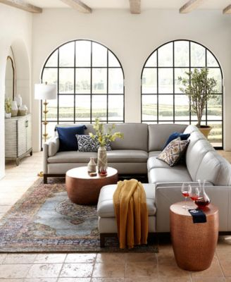 virton leather sofa collection created for macy s