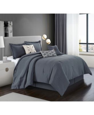 nanshing chandler 7 piece grey