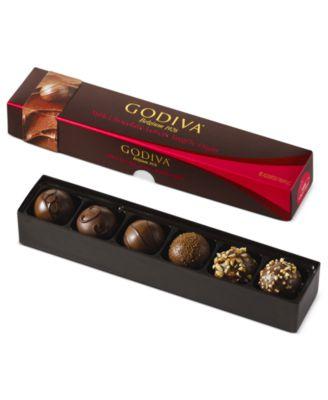 GODIVA Chocolatier Chocolate Truffles UPC Amp Barcode