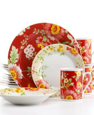 Gibson Marybelle Dinnerware set