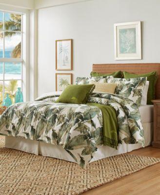 tommy bahama fiesta palms comforter sets