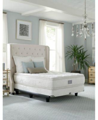 classic by shifman meghan 15 plush pillow top mattress king created for macy s