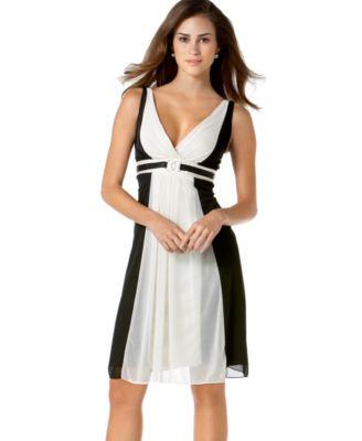 Ruby Rox Tuxedo Dress
