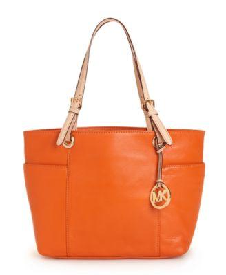 MICHAEL Michael Kors Handbag, Item Leather Tote