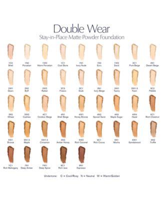 Ivory Wear 3n1 Lauder Beige Double Foundation Estee