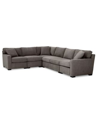 gray sectional sofas couches macy s