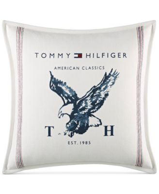 Tommy Hilfiger Heritage Eagle 18 Quot Square Decorative Pillow