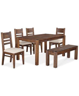 Avondale 6 Pc Dining Room Set Created For Macys 60