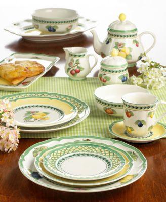 Villeroy Amp Boch Dinnerware French Garden Collection