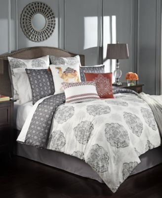 Closeout Rohan Reversible 10 Pc Comforter Sets Bed In