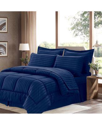 navy blue comforter macy s