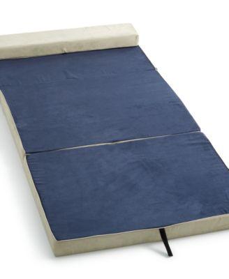 Closeout Homedics The Crash Pad Instant Folding Bed