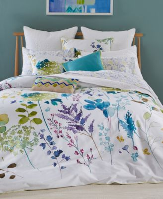 Bluebellgray Botanical Garden Bedding Collection Bedding Collections Bed Amp Bath Macys
